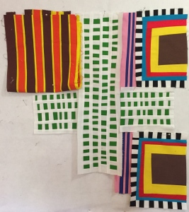 Maria Shell Hot Crossed Squares--The Countdown