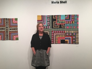 Maria Shell Hot Crossed Squares