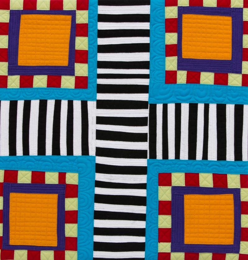 Zebra by Maria Shell