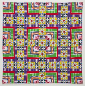 Crazy Daisy 2014 Quilts=Art=Quilts