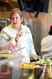 Chef Susan Callahan