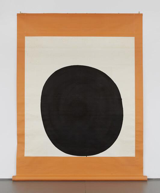 James Lee Byars Untitled 1959