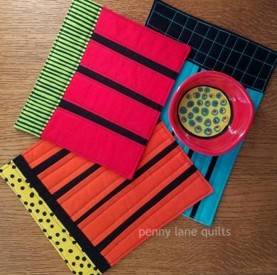 Marla Varner #3 mug rugs