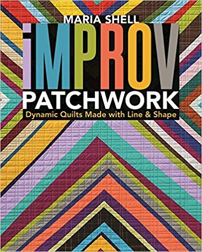 Maria Shell Improv Patchwork