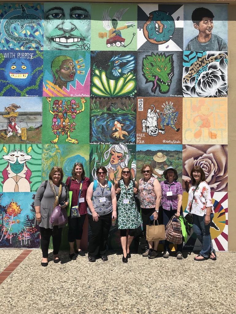 SAQA Conference 2019—San Jose | Maria Shell