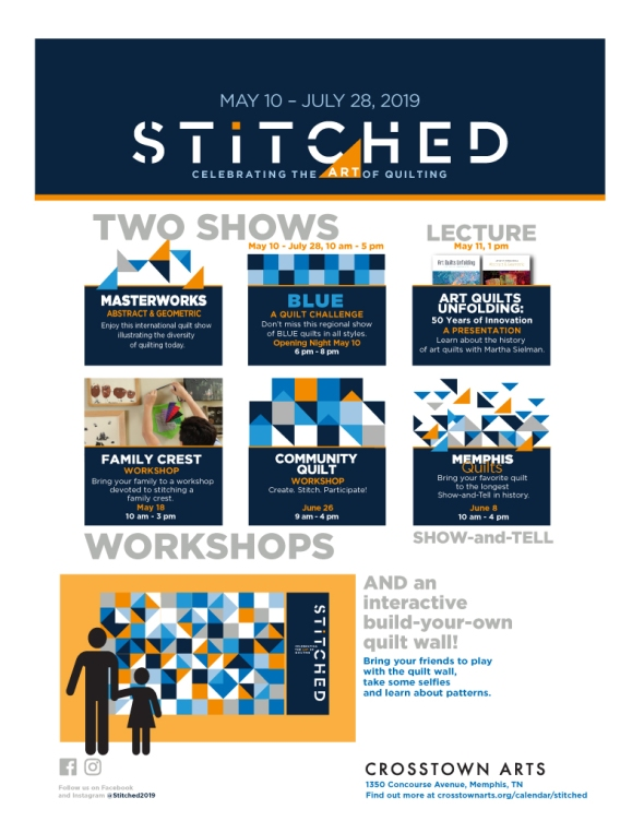 Stitched Graphic
